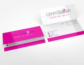 #64 for Design a new Logo and new Business card For a Female Fashion Company using our old logo by onokao1onokao1