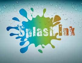 Nro 11 kilpailuun Design a Logo for Splash Ink käyttäjältä srossa001