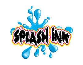 Nro 66 kilpailuun Design a Logo for Splash Ink käyttäjältä VVICK