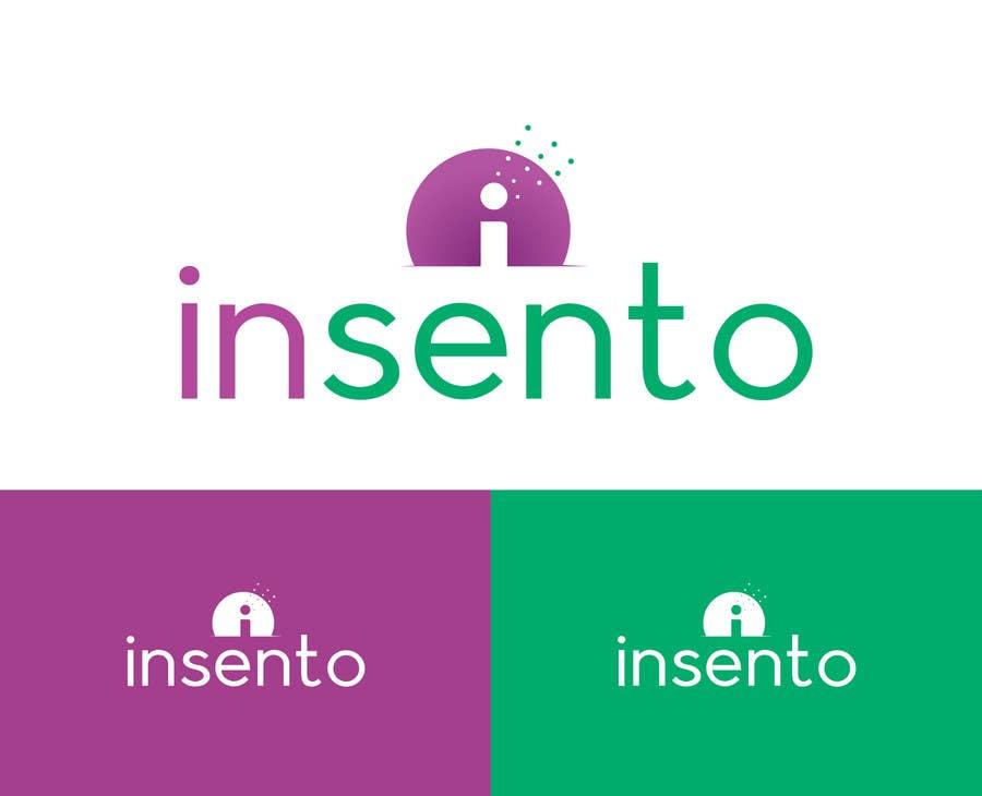 Penyertaan Peraduan #126 untuk Design a Logo for Insento