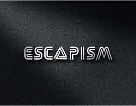 MrPandey tarafından Design a Logo for escapism.org için no 34