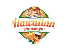 Nro 22 kilpailuun Design a Logo for Hawaiian Pancakes käyttäjältä vanessavbecerra