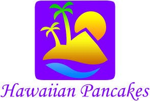 Kilpailutyö #17 kilpailussa Design a Logo for Hawaiian Pancakes