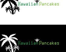 Nro 3 kilpailuun Design a Logo for Hawaiian Pancakes käyttäjältä rbbhoraniya77