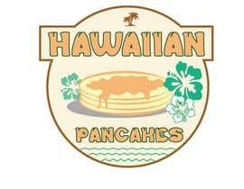 Nro 20 kilpailuun Design a Logo for Hawaiian Pancakes käyttäjältä Kh4nhKh4nh