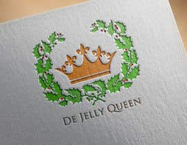 #20 untuk Design a Logo for De Jelly Queen oleh mwarriors89