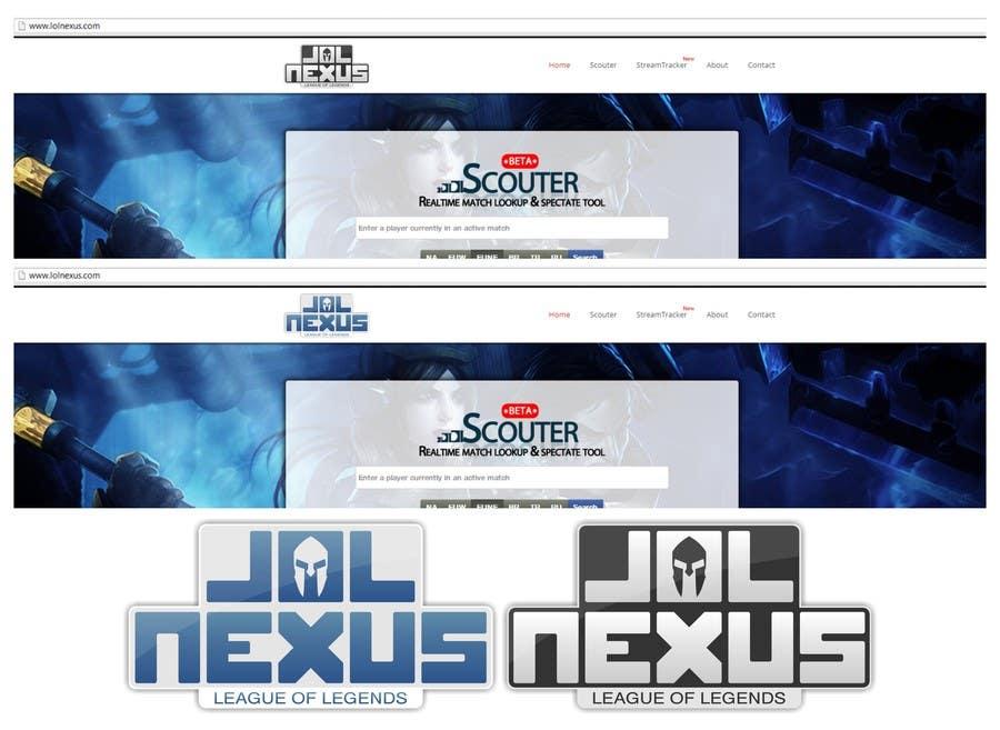 Bài tham dự cuộc thi #                                        20                                      cho                                         Design a logo to fit with site design