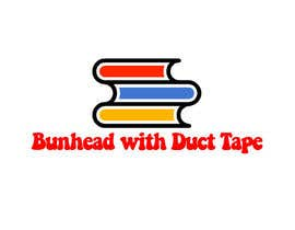 "#4 cho Design a Logo for my ""Bunhead with Duct Tape"" Website/Blog/Business Cards bởi vipmiks"