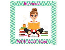 "devyani16 tarafından Design a Logo for my ""Bunhead with Duct Tape"" Website/Blog/Business Cards için no 3"