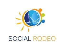 #54 para Design a Logo for Social Rodeo por danishmunawar