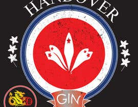 #209 untuk Design a Logo and bottle label for Handover Gin oleh mchamber
