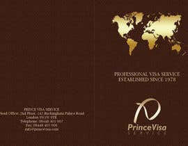 #3 for Design a Brochure for P rince Vi sa Ser vice by sridharsilver