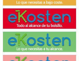 Nro 34 kilpailuun Eslogan para tienda Virtual Ekosten käyttäjältä Olivaresmoy