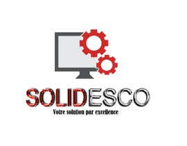 #2 for Solidesco Logo by qalbdine
