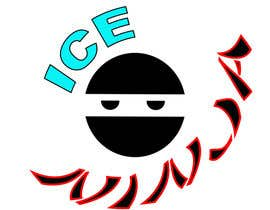 #27 untuk Logo for Ice Ninja oleh dtuck72496