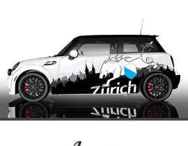 #70 para Car Design for a MINI Cooper F56 por eze999