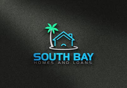 #121 untuk Design a Logo for South Bay Homes and Homes oleh farooqshahjee