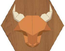 #39 untuk Illustrate a geometric animal head oleh SJensen1327