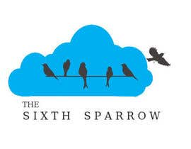 #11 para Concevez un logo for The Sixth Sparrow por shwetharamnath
