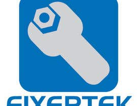 #3 for Design a logo for a tech support company Fixertek af brissiaboyd