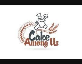 """#18 for Design a Logo for Bakery / Donut / Cake Shop """"Cake Among Us"""" af basitsiddiqui"""