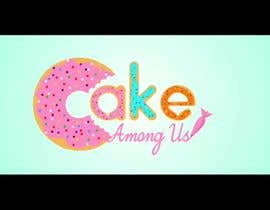 "#11 untuk Design a Logo for Bakery / Donut / Cake Shop ""Cake Among Us"" oleh istykristanto"