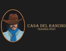 #37 untuk Design a Logo and Identity for Casa Del Ranch Trading Post oleh sumithkurumali
