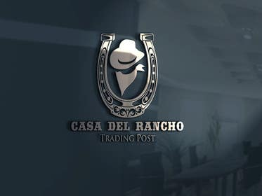 #21 untuk Design a Logo and Identity for Casa Del Ranch Trading Post oleh farooqshahjee
