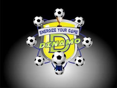 petariliev tarafından Design a Logo for the Dynamo Soccer (Football) Goal için no 1