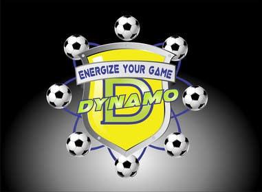 petariliev tarafından Design a Logo for the Dynamo Soccer (Football) Goal için no 2
