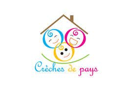 #13 untuk Create a logo for a network of baby day nurseries oleh watzinglee