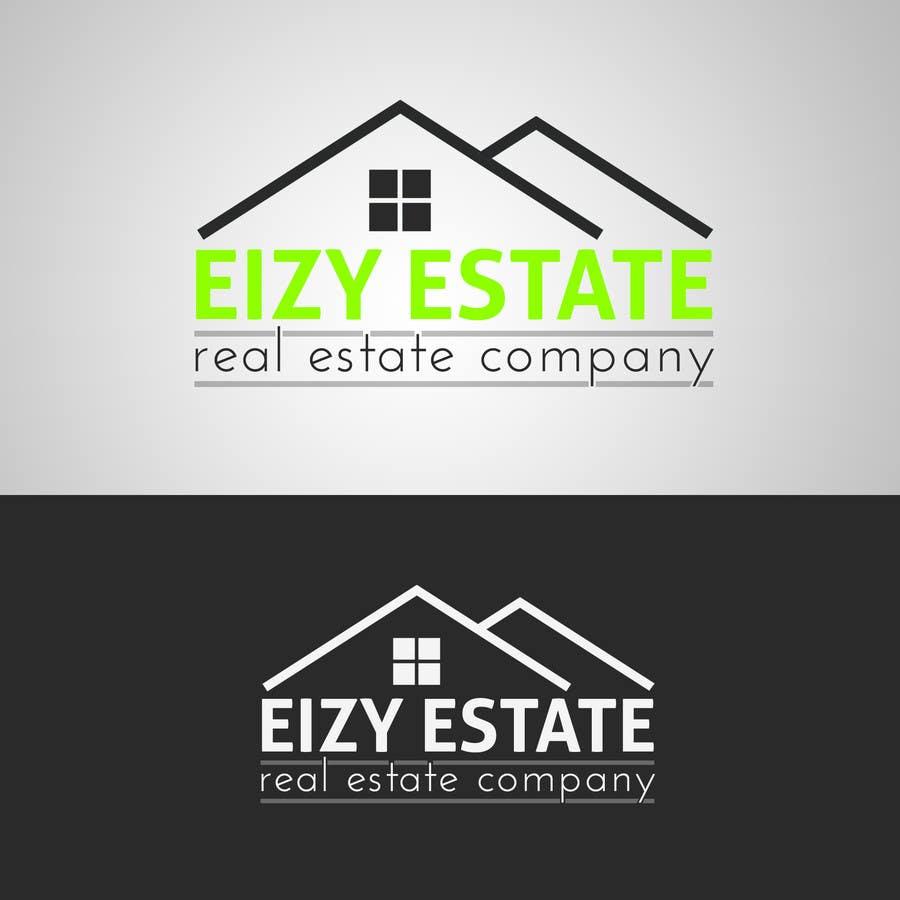Inscrição nº 4 do Concurso para Design a Logo for Eizy Estate