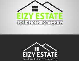 Nro 4 kilpailuun Design a Logo for Eizy Estate käyttäjältä Tommy50