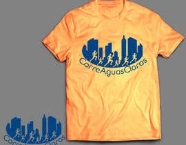 #43 for Design a logo & T-shirt for a running club by taulant12