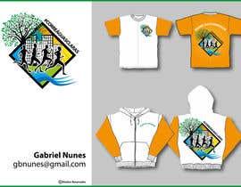 #31 untuk Design a logo & T-shirt for a running club oleh gbnunes