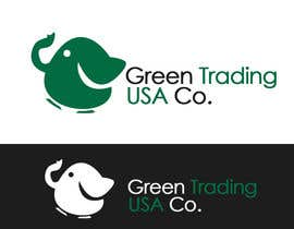 #15 for Design a Logo for Green Trading USA Co. af Jus7y