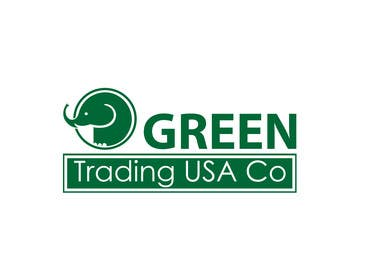 #16 for Design a Logo for Green Trading USA Co. af junaidkhowaja