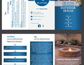 #13 for Design a Brochure for Nite Scapes af HebaWadud