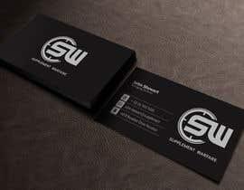 #89 para Design some Business Cards for an existing business por toyz86