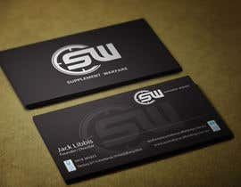 Nro 73 kilpailuun Design some Business Cards for an existing business käyttäjältä Habib919000