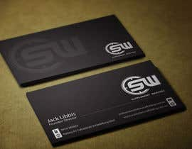 #74 untuk Design some Business Cards for an existing business oleh Habib919000