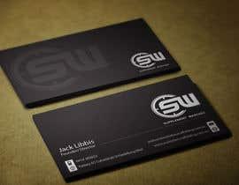 Nro 74 kilpailuun Design some Business Cards for an existing business käyttäjältä Habib919000