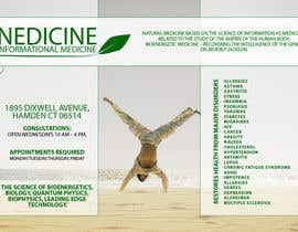 #2 untuk Design an Advertisement for Alternative Medicine Practice oleh kikaaveiro