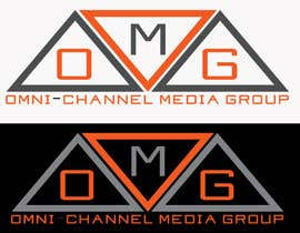 #79 para Design a Logo & style guide for Omni-Channel Media Group (O.M.G) por designgallery87