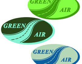 #7 para Diseñar un logotipo for Green Air por igorisk