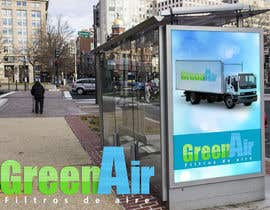 #39 para Diseñar un logotipo for Green Air por Olivaresmoy