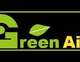 #3 para Diseñar un logotipo for Green Air por fauzan729