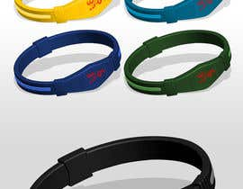 #41 para Design me a digital counting wristband por adsis