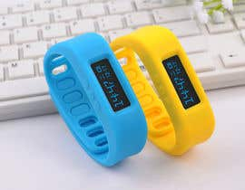 #29 for Design me a digital counting wristband by Muqeemdesigner