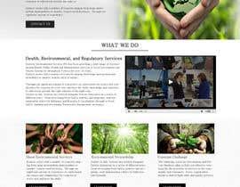 #5 untuk Redeign/Build a Website PLUS design logo for Kernow Environmental Services oleh webidea12